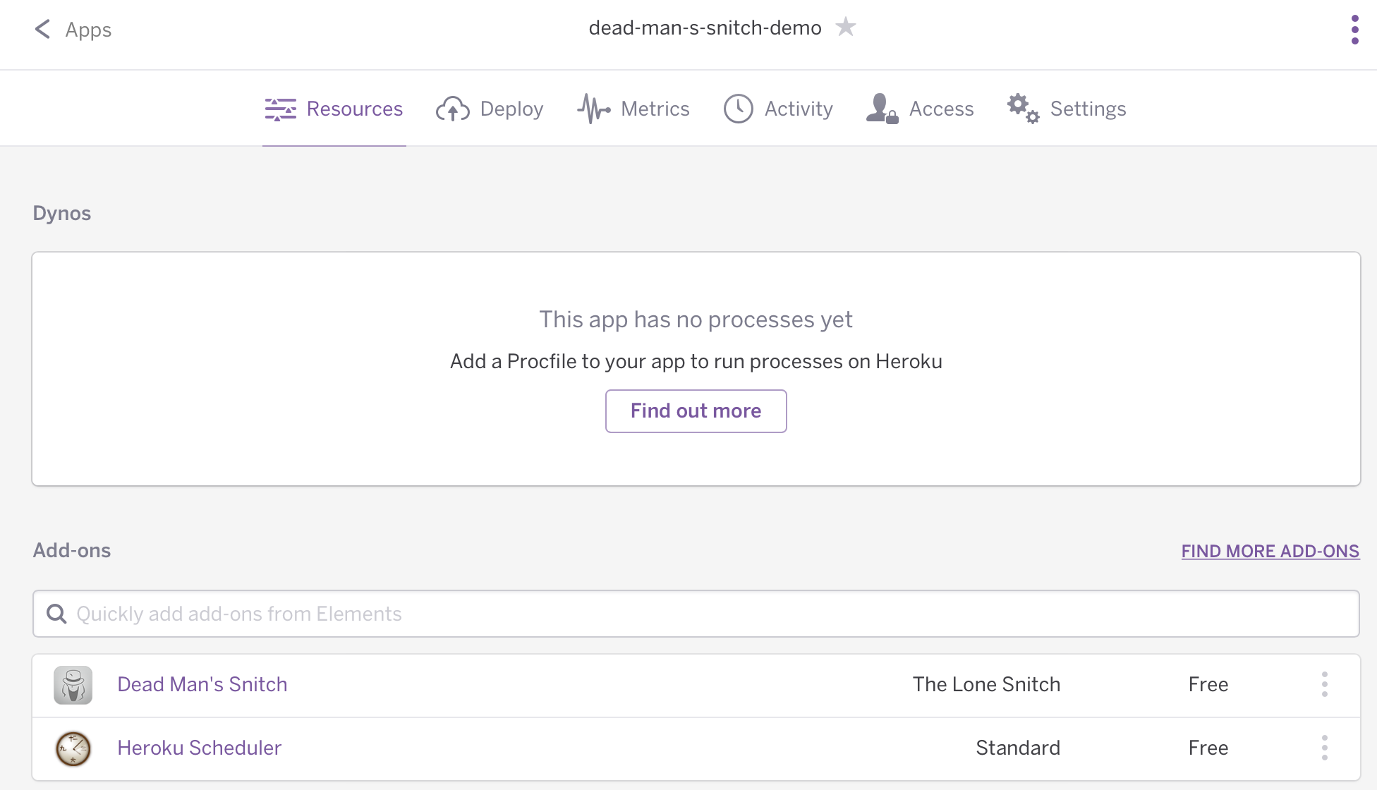 dead-man-s-snitch-demo_Resources___Heroku